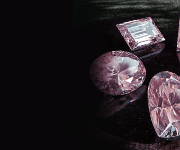 Pink diamonds : A rare and precious stone booming