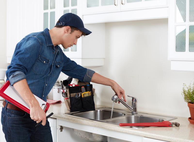 professional plumber